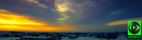 Tak wstaje Słońce na północnym-wschodzie