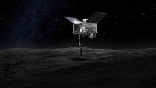 Dotarła do asteroidy, obrała kurs nad Ziemię. Zrzuci wyjątkowy prezent z kosmosu