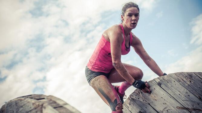 Krótki trening biegacza ekstremalnego