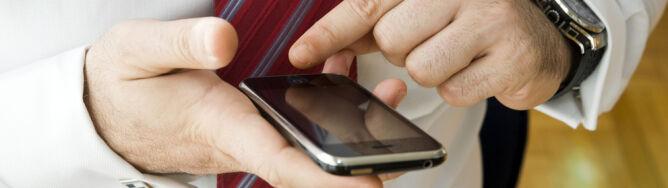 Nowoczesny telefon: można go zwijać i składać jak kartkę papieru