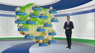 Prognoza pogody na piątek 10.07